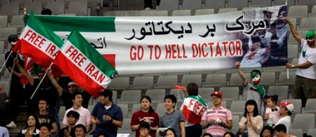 South Korea Iran World Cup Soccer