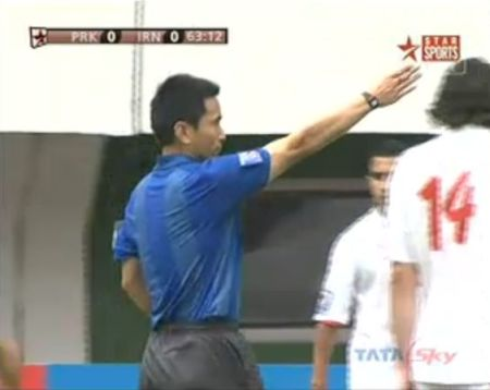 Chinese Referee