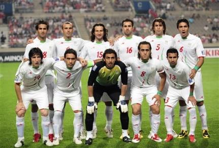 Iran Soccer 1