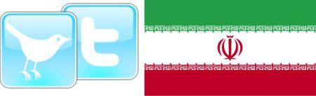 Twitter Iran