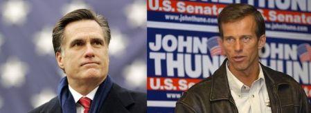 Romney, Thune