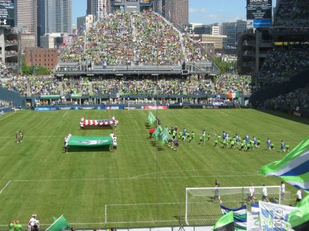 Sounders 1